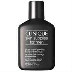 After Shave Clinique Men Soother Beard Control - 75 ml