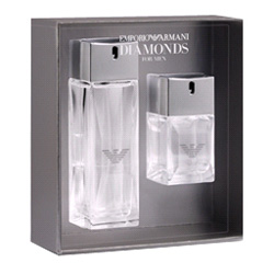 Coffret Diamonds For Men - EDT 75ml+EDT 30ml