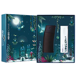 Kit Kenzo Pour Homme Masculino EDT - 100 ml + Shower Gel 100 ml