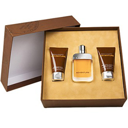 Kit Davidoff Adventure Masculino EDT - 50 ml + After Shave 50 ml + Shower Gel 50 ml